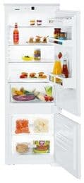 Liebherr ICUS 2924 Comfort Integrated fridge freezer 80/20 Split